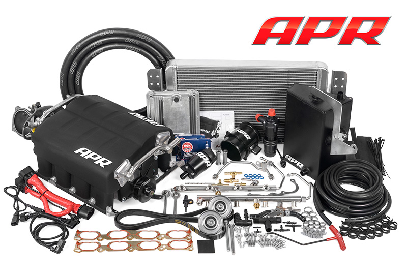 Apr B8 S5 4 2l Fsi V8 Stage Iii  Tvs1740 Supercharger