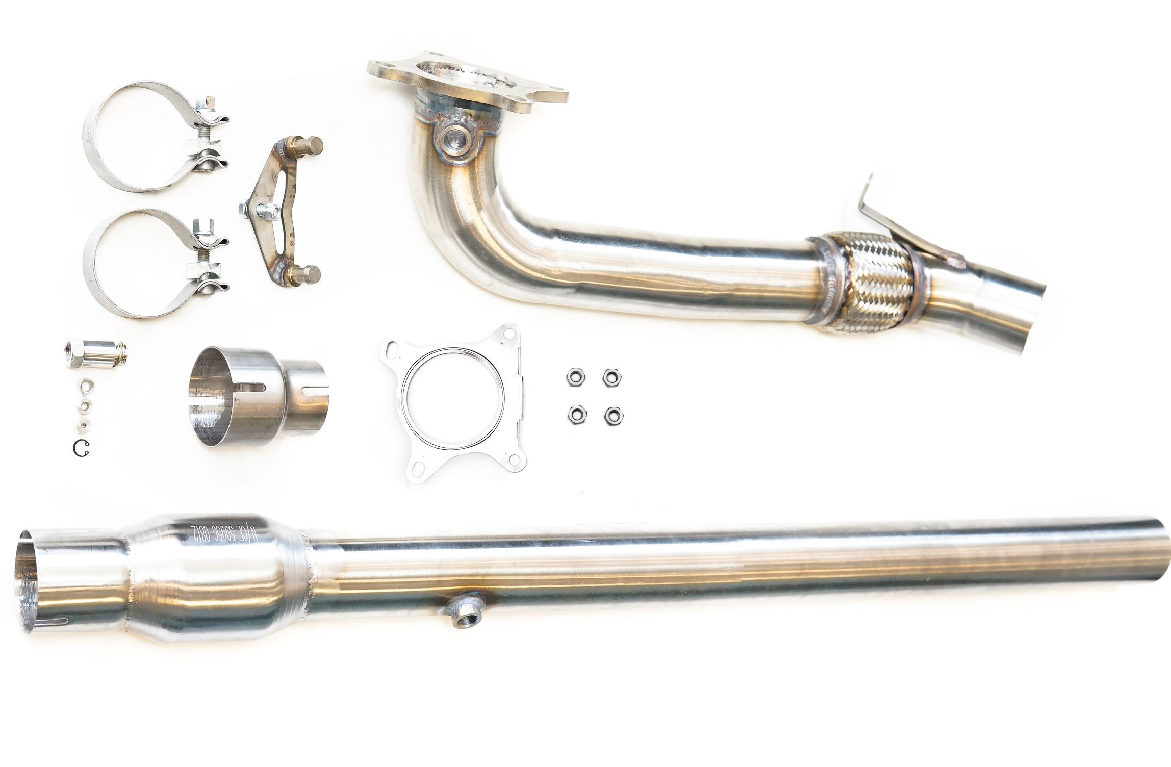 NL Tuning Golf R20 2.0T 3″ Downpipe Kit