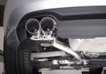 NL Tuning B8 A4/A5 Performance Exhaust System w/ High Flow Cat