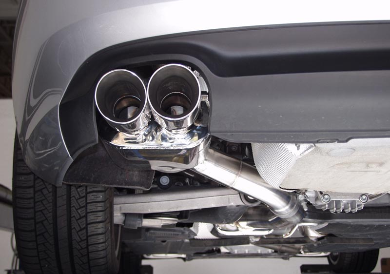 NL Tuning B8 A4/A5 Performance Exhaust System w/ High Flow Cat | Next Level Tuning