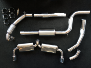 NL Tuning MK7 GTI 2.0T 3″ Performance Exhaust System