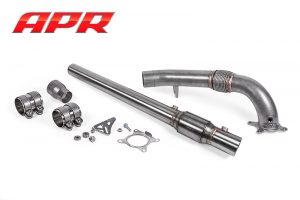 APR Cast Downpipe Exhaust System for the 1.8T/2.0T
