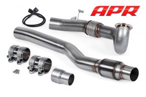 APR Cast Inlet Downpipe Exhaust System (AWD – 1.8T/2.0T)